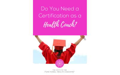 Do You Need A Certification As a Health Coach?