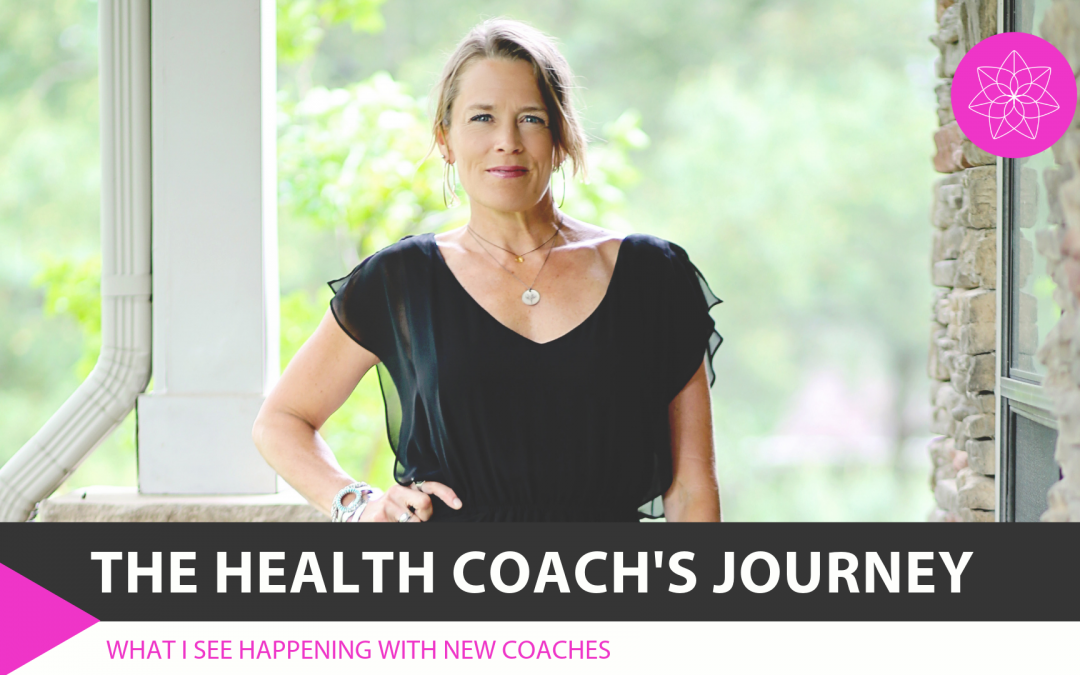 The Journey of the New Health Coach
