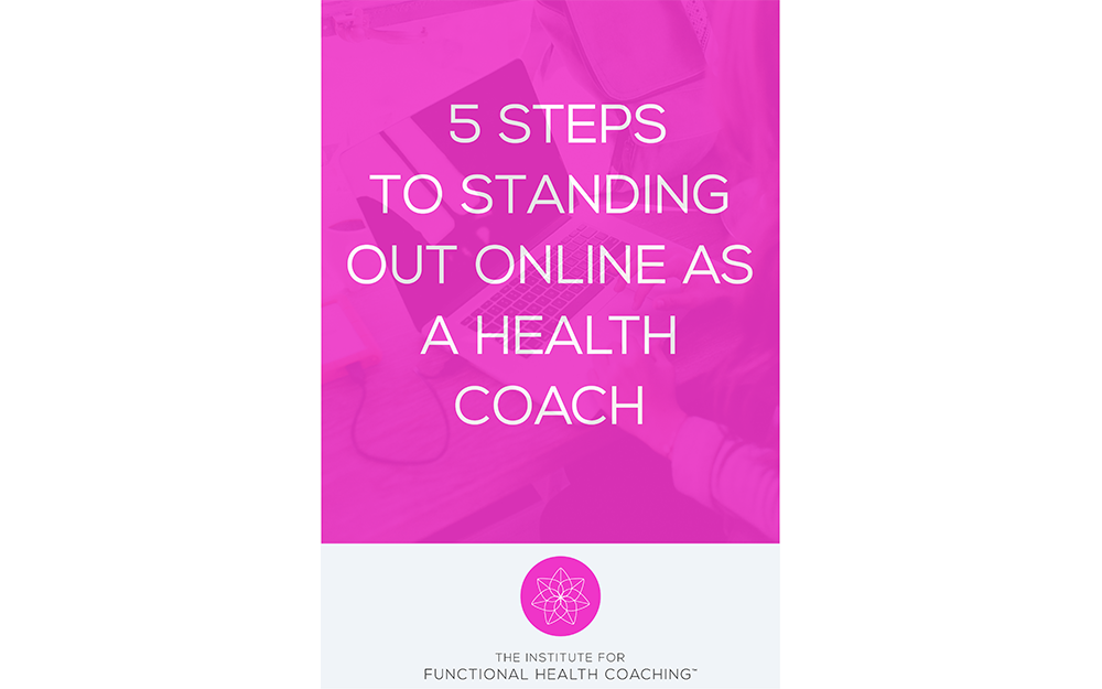 How to Be a Successful Health Coach: 5 Steps to Stand Out Online