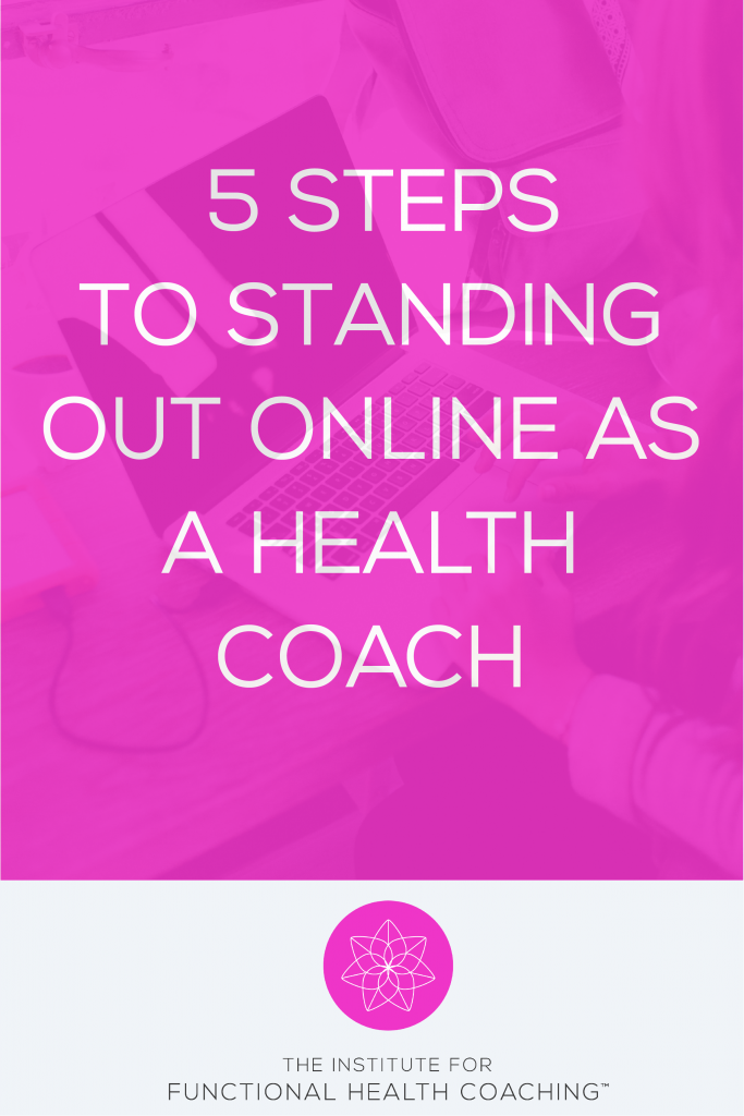 How to Be a Successful Health Coach: 5 Steps to Stand Out Online ...